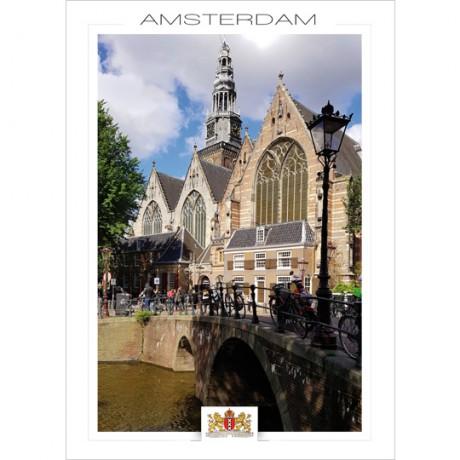Amsterdam a19-005 Old church
