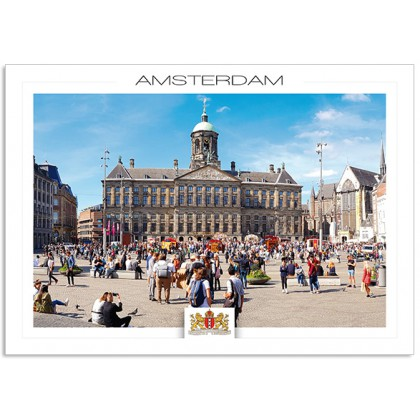 Amsterdam a19-010 Royal palace