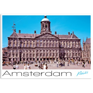 Amsterdam A52 Royal palace