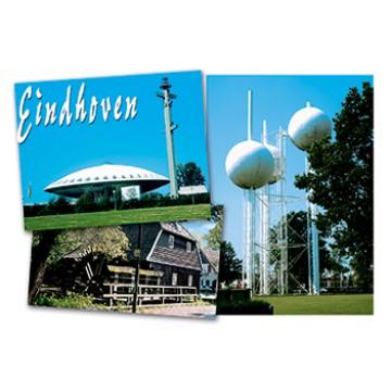 Eindhoven 02 Evoluon Waterbolls Genneper mill