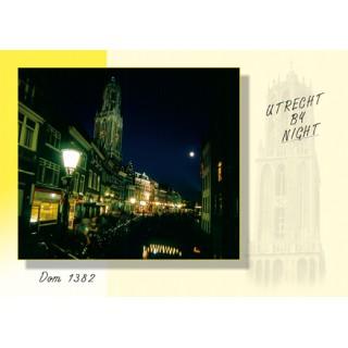 Utrecht 07 bij nacht