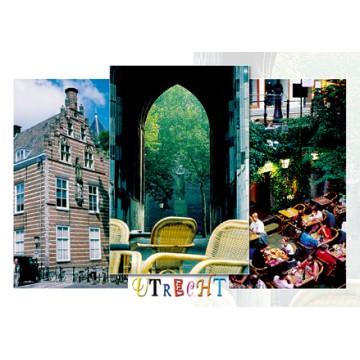 Utrecht 10 paus house terrasses