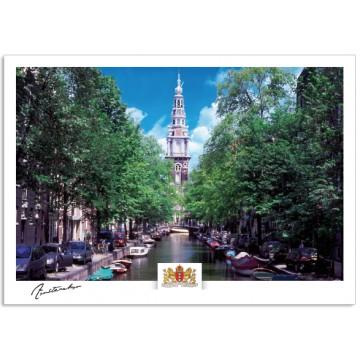 Amsterdam a17-013 Groenburgwal Southern church