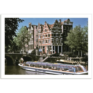-Amsterdam22000 ansichtkaart Prinsengracht Brouwersgracht