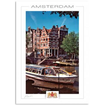 Amsterdam A44000 Prinsengracht Brouwersgracht