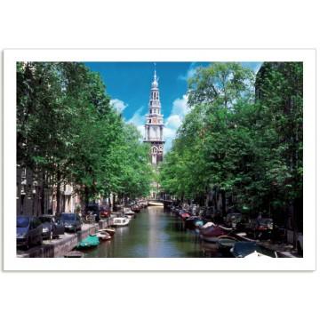 Amsterdam A47000 Groenburgwal and Southern church