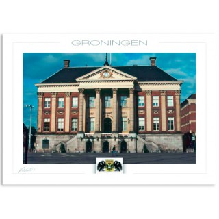 Groningen city hall