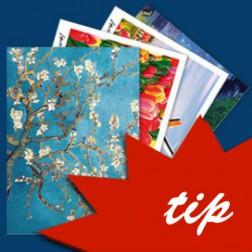 TOP aanbieding: Holland en Kunst 20 kaarten
