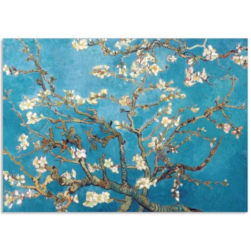 Art12cl postcard Almond blossom Vincent van Gogh