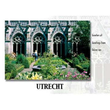 Utrecht 05 Cloister garden
